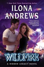 Wildfire Hardcover  by Ilona Andrews