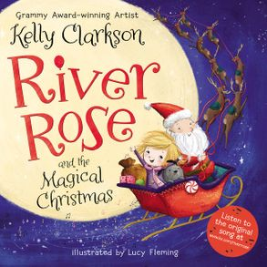 Image result for River Rose and the Magical Christmas By HarperCollins