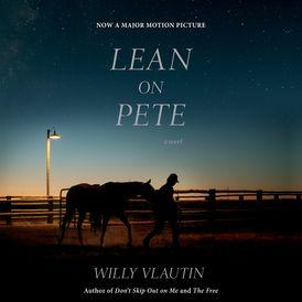 Lean on Pete movie tie-in