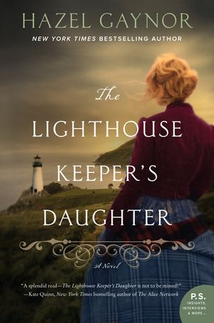 The Lighthouse Keeper's Daughter book image