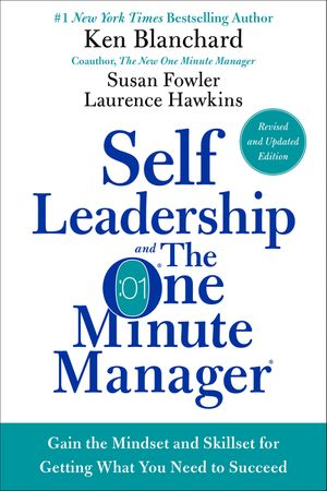 Self Leadership and the One Minute Manager Revised Edition book image