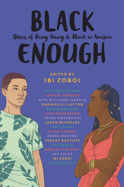 Image result for black enough ibi zoboi