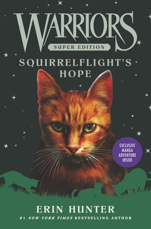 Warriors Super Edition: Squirrelflight's Hope book image