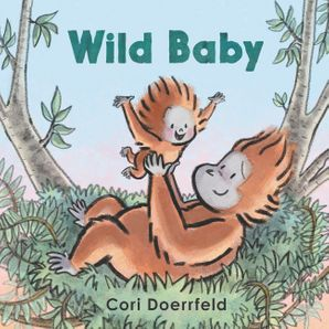Wild Baby Board Book Book  by