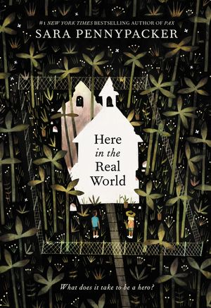 Here in the Real World book image
