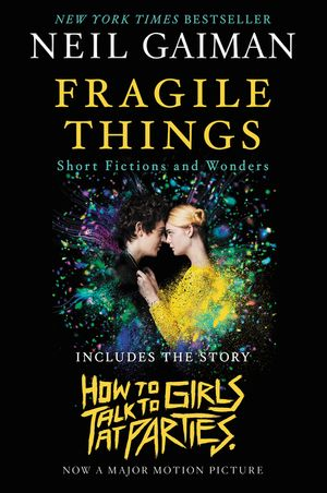 Fragile Things book image