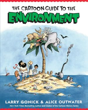 Cartoon Guide to the Environment book image
