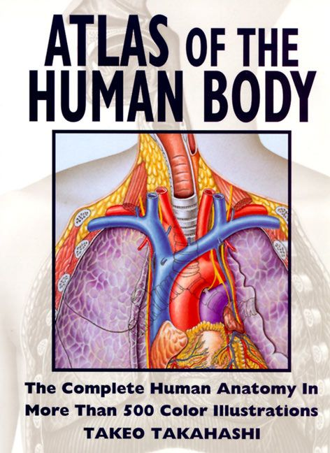 Atlas Of The Human Body Paperback