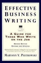 effective-business-writing