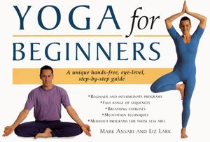 Yoga for Beginners book image