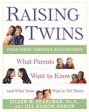 Raising Twins book image