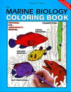 The Marine Biology Coloring Book, 2nd Edition Paperback  by Coloring Concepts Inc.