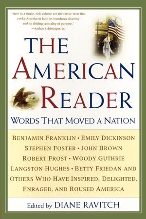 The American Reader book image