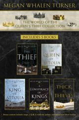The Queen's Thief 5-book Collection