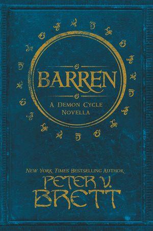 Barren book image