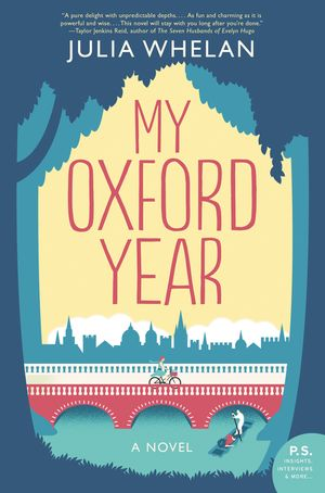 My Oxford Year book image
