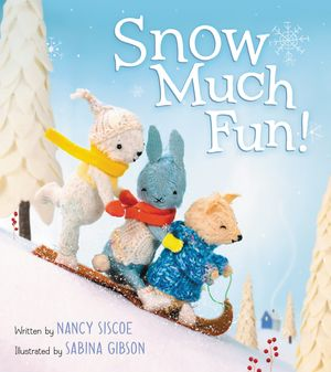 Snow Much Fun! book image