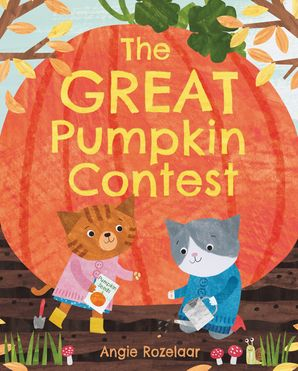 The Great Pumpkin Contest Hardcover  by