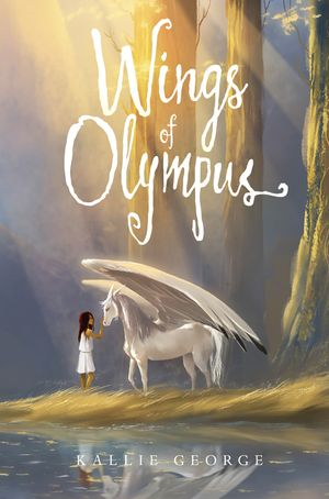 Wings of Olympus book image