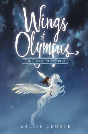 Wings of Olympus: The Colt of the Clouds book image