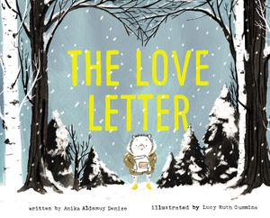 The Love Letter book image