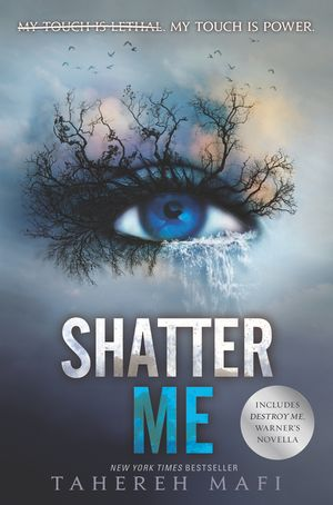 Shatter Me book image