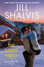 Hot Winter Nights Hardcover  by Jill Shalvis