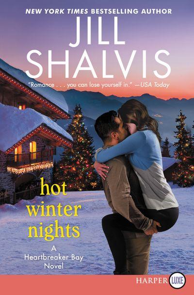 Hot Winter Nights [Large Print]