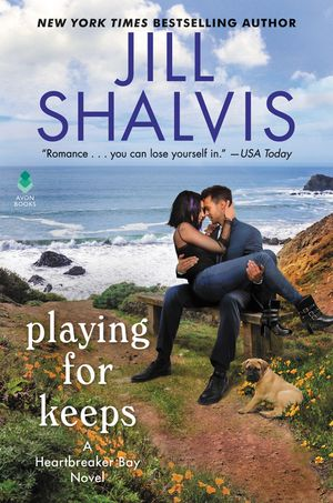 Playing for Keeps book image