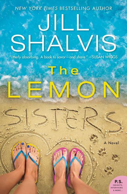 The Lemon Sisters - Jill Shalvis - Hardcover