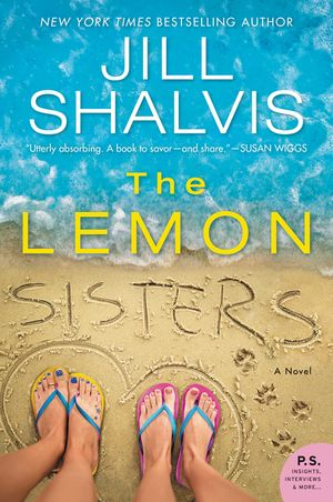 The Lemon Sisters book image