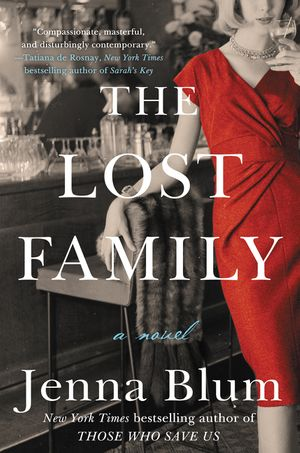 The Lost Family book image