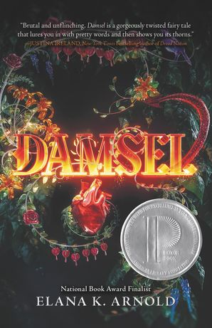 Damsel Paperback  by Elana Arnold