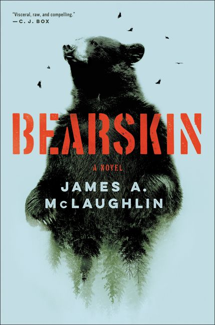 227242639eb Bearskin - James A. McLaughlin - Hardcover