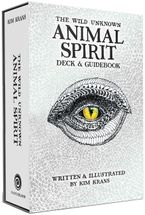 The Wild Unknown Animal Spirit Deck and Guidebook (Official Keepsake Box Set) Hardcover  by Kim Krans