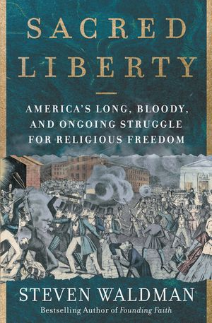 Sacred Liberty book image