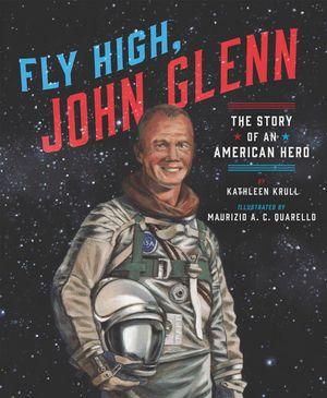 Fly High, John Glenn book image