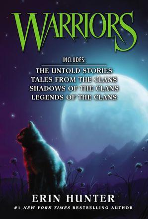 Warriors Novella Box Set Paperback  by Erin Hunter