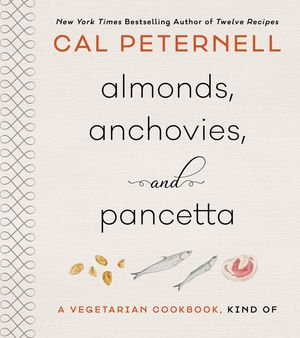 Almonds, Anchovies, and Pancetta book image