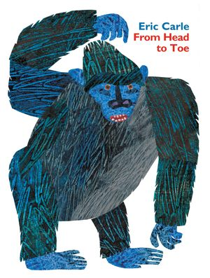From Head to Toe Padded Board Book book image