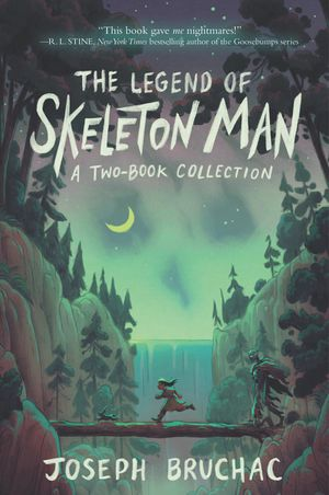 The Legend of Skeleton Man book image
