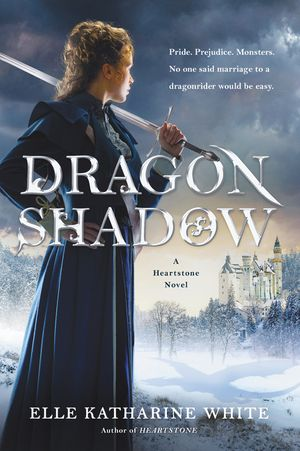 Dragonshadow book image