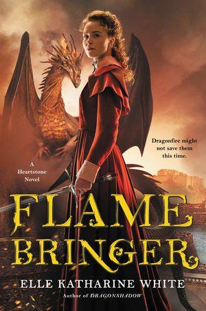 Flamebringer book image