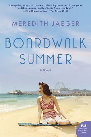 Boardwalk Summer book image
