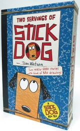 Stick Dog Box Set: Two Servings of Stick Dog