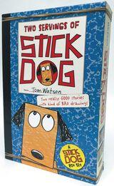 Stick Dog Box Set: Two Servings of Stick Dog