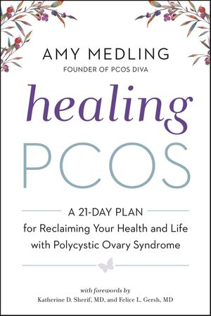 Healing PCOS book image