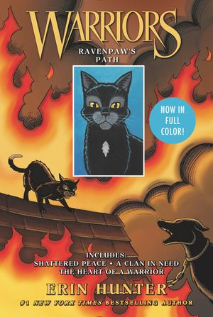 Warriors: Ravenpaw's Path book image