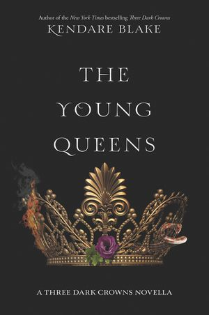 The Young Queens book image