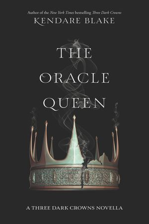 The Oracle Queen book image